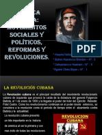 MOVIMIENTOS SOCIALES Y POLITICOS DE AMERICA LATINA