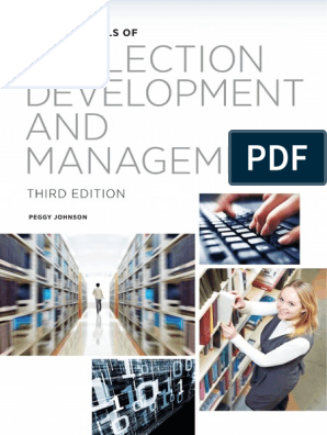 Peggy Johnson-Fundamentals of collection development and