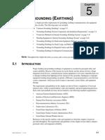 Chapter 5 Motorola R56!09!01 05 Internal Grounding & Bonding