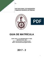 Guia de Matricula FIIS UNI 2017-2.pdf