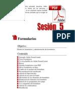 Manuales_Adobe Acrobat XI_Sesión 5 Adobe Acrobat XI Pro
