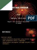 KP 1.1 Sanitasi Dasar.ppt