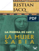 Jacq, Christian - La Piedra de Luz 02 - La Mujer Sabia
