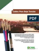 3 Cables Para Baja Tension