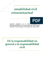 1.- Responsabilidad Civil Extracontractual