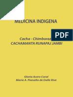 Medicina Indigena Cacha Chimborazo