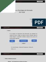 Sistemas de Informação (TI)