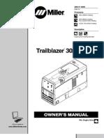 Miller 320 Diesel