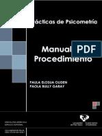 Manual Per Practiques en Psicometria- Ehu.eus