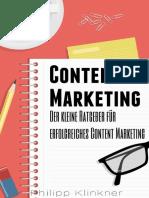Content Marketing in 30 Minuten - Der Ratgeber Für Erfolgreiches Content Management – Wie Sie Mit Hochwertigen Inhalten Ihre Zielgruppe an Sich Fessel_nodrm