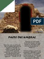 Pacto Del Umbral