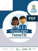 Guía 2 Implementación de Apps Educativas en Prácticas de Aula Nivel 1- Sesión 3