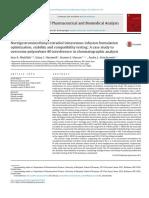 Journal of Pharmaceutical and Biomedical Analysis Volume 125 Issue 2016 [Doi 10.1016%2Fj.jpba.2016.03.024] Abdallah, Inas a.; Hammell, Dana C.; Hassan, Hazem E.; Stinchcom -- Norelgestromin_ethinyl e