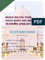 Majlis Bacaan Yasin