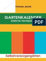Gartenkalender – Südliche Hemisphäre – Gartentagebuch Und Almanach, Sowie Immerwährender Saat- Und Pflanzkalender (Mit Anbautipps Für Selbstversorger_nodrm