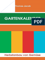 Gartenkalender, Band 2 – Gartentagebuch, Kalender Und Almanach (Herbstanbau Von Gemüse) (German Edition)_nodrm
