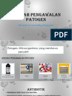 Kaedah Pengawalan Patogen