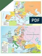 Antes y Despues d Ela 2da Guerra Mundial