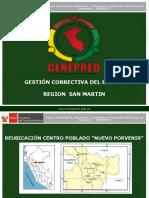 Casos Gcr-región San Martin