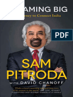 Sam Pitroda With David Chanoff Dreaming
