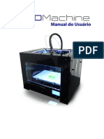 3D Machine ONE Manual