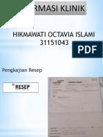 Hikma (Uji Resep)
