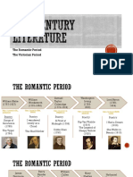18th Century Timeline