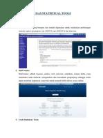 Rsp.tugas Statistical Tools