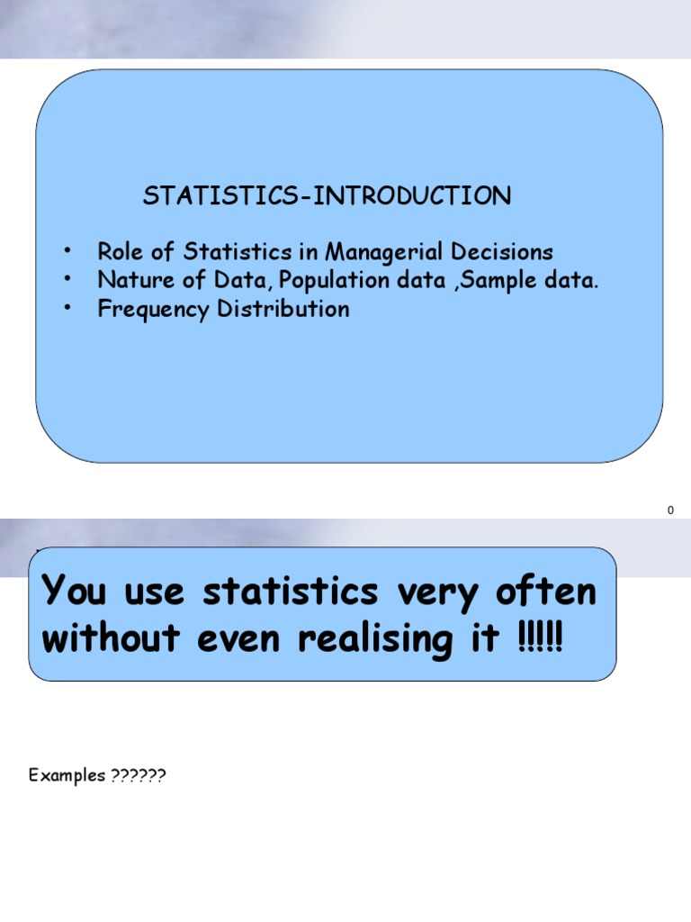 20370836-statistics-Introduction-Arranging-Data ppt | Statistical
