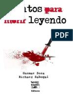 Sosa Gusmar Y Sabogal Richard - Cuentos Para Morir Leyendo