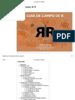 Guía de Campo de R - Wiki IMBIV