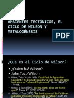 3 Wilson Cycle Metalogenesis