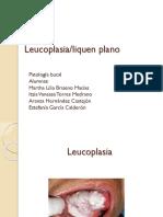 3.Leucoplasia.liquen Plano