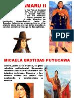 Personajes Del Peru