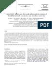 Ortiz,2006 Dietary Fabric, Aminoacid, Fatty Acid and Tocopherol Contents of the Edible SeaweedsUlva Lactuca and Durvillaea Antartica