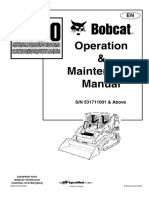 T190 Operations and Maintenance Manual