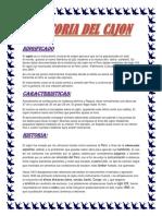Historia Del Cajon