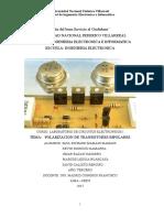 Laboratorio Nro. 4-Polarizcion de Un Transistor (1)