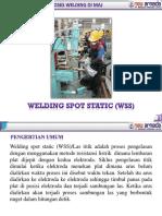 Welding Training WSS Spot