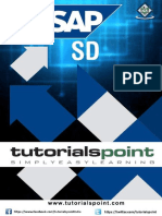 Sap Sd Tutorial