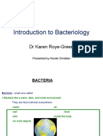05. Introduction to Bacteriology 1