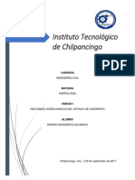 Recursos Hidrologicos Guerrero.docx