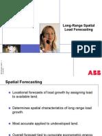 Spatial Forecast Presentation