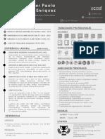 CV Jennifer Paola Lopez Enriquez