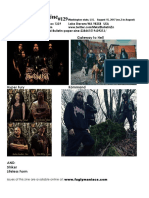 Metal Bulletin Zine 129