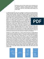 Diferentes estudios han mostrado que existe una fuerte relación entre la percepción de la política en las organizaciones y diferentes actitudes y conductas negativas de los empleados.docx