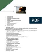 Tahapan Dalam Failure Analysis