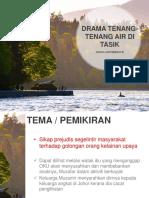 Drama -Tenang-tenang Air Di Tasik