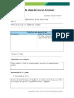 Guía Plan de Clase AEcirculatorio