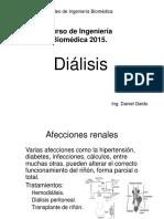 Clase Diálisis 2015